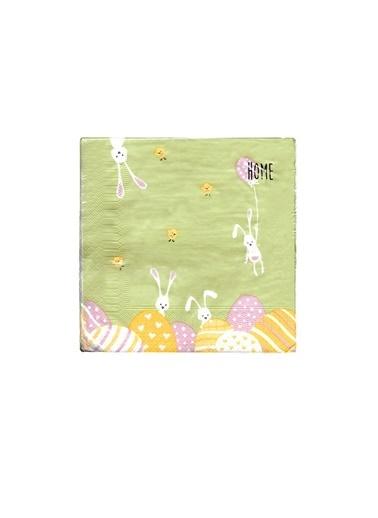 LWP Shop Sostrene Grene Tavşanlı Peçete Sarı